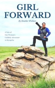 Girl Forward Book